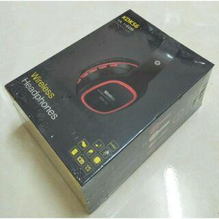 全新現貨 KDK-56 無線藍芽耳機 耳罩式藍芽耳機
