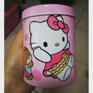 Hello Kitty 存錢桶
