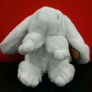 仿安哥拉兔 長耳兔 絨毛娃娃 吊飾