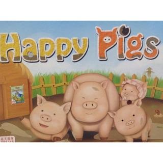 Happy pigs養豬趣