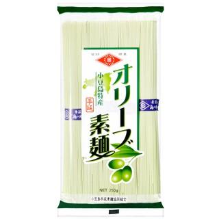 ++爆買日本++島之光 手延素麵 250g-五束入 小豆島特產橄欖素麵 流水涼麵 拉麵生麵條 日本進口
