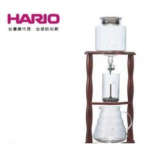 [HARIO] 復古原木冰滴咖啡壺 WDW-6