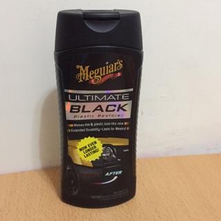 Meguiars 美光 美克拉 終極 塑件 飾條保養劑 ULTIMATE BLACK G15812 內裝 塑膠 白化還原