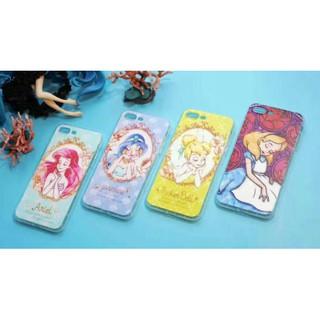 小美人魚茉莉公主彼得潘小精靈愛麗絲iPhone 6 6S 6 6Splus 7 7plus