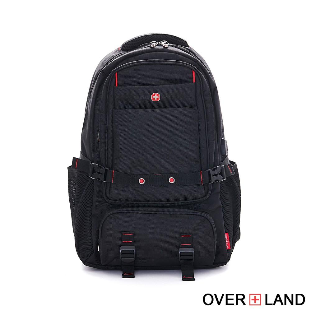 OVERLAND - 美式十字軍 - 率性王者大容量機能後背包 - 5381