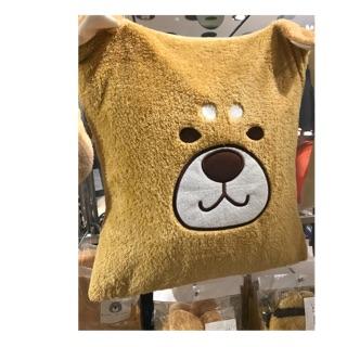 日本帶回 柴犬抱枕套