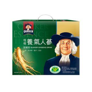 【桂格】養氣人蔘 活靈芝滋補液禮盒60ml*30入