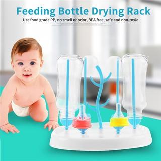 可拆卸的嬰兒餵奶瓶烘乾機晾衣架擱板儲物架