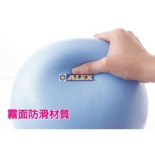 ▶荳肌嚴選◀ ALEX 丹力 B-3020 韻律球(20CM) 耐力 訓練 韻律 健身 塑身
