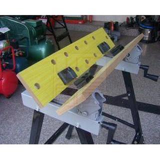 木工鉗工DIY可調角度 多功能折疊木工工作台 工具桌 工具台SS-S929hi