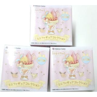 Pokemon center 寶可夢 神奇寶貝中心  甜點盒玩 噴火龍 卡比獸
