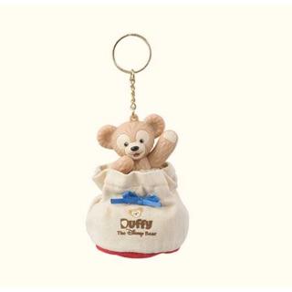 東京迪士尼海洋Tokyo disneysea達菲Duffy爆米花桶水桶包造型鑰匙圈
