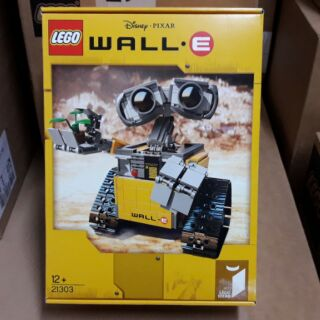 LEGO 21303 IDEAS WALL-E 瓦力