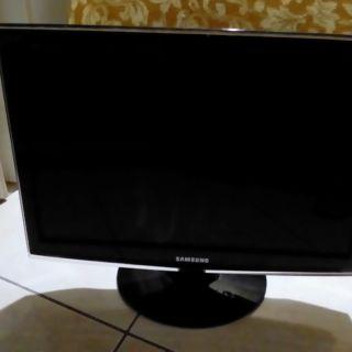 已售出     SAMSUNG,22吋液晶顯示器. 電腦螢幕 ~ 已故障