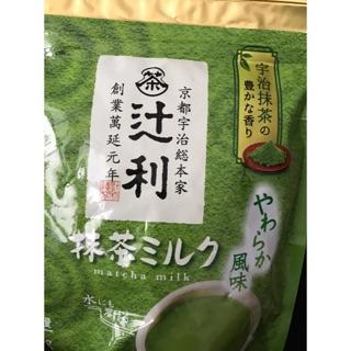 日本代購 抹茶粉現貨辻利抹茶京都宇治抹茶 抹茶粉 抹茶牛奶