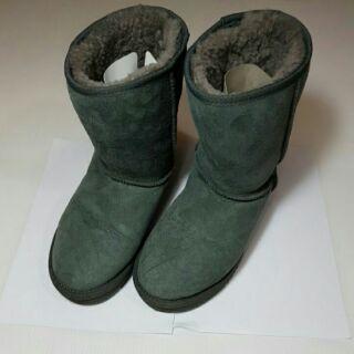絨毛暖靴好市多8碼二手
