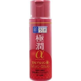 [肌研]極潤 3D多效緊緻彈力復原化妝水/乳液