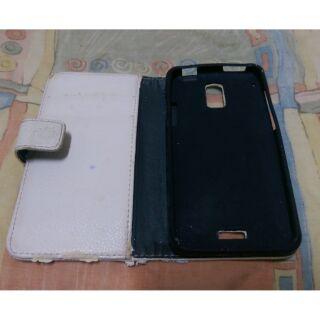 HTC Jz321e 手機皮套 (白)