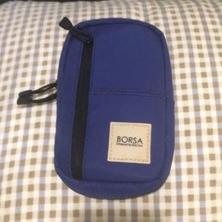 elecom borsa 包 藍 掛包 腰包