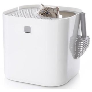美國 ModKat 摩登貓沙盆 (二手正品、九成新、附全新內袋、含黑貓宅配運費)