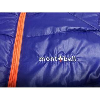 日本 montbell 雙面穿化纖外套 防風 機車外套 north face 始祖鳥 SLY MA1可參考 藍橘