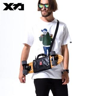 【X力 Mackar】原創設計滑板包/背帶 側背包 小魚板包