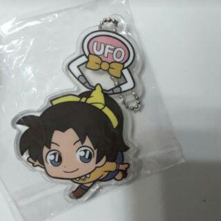 名偵探柯南 江戶川 柯南 遠山 荷葉 UFO 夾娃娃 系列 吊飾 掛飾