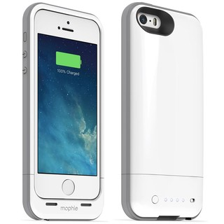 下殺$400! Mophie iPhone5/5s/SE Juice Pack AIR 1700mAh 電池保護殻