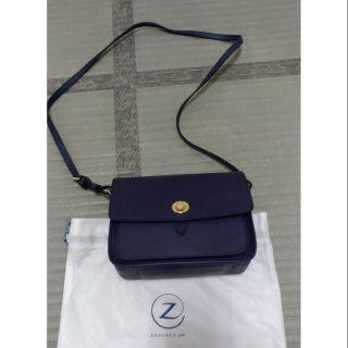 Zodence肩包 側背包 深藍,降降降,連三降3/28更新