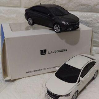 Luxgen 納智捷 S3  1:44  塑膠模型小車