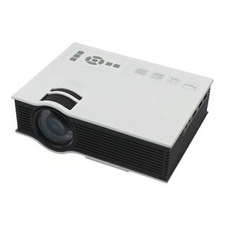 UC40迷你家庭1080P LED投影機USB遙控器