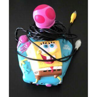 海綿寶寶電視遊樂器