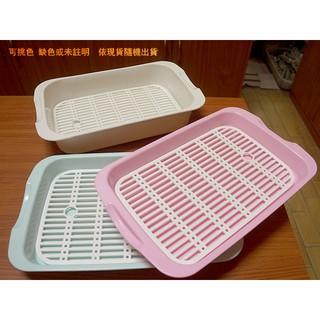 永吉抗菌 瀝水盤  台灣製 塑膠 瀝水架 托盤 茶盤架