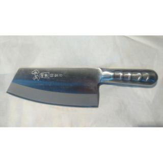 台灣手工製 金門刀 砲彈鋼 切剁兩用刀 文武刀 切刀 剁刀 剁雞 一體成型