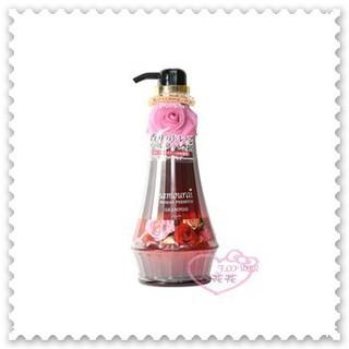 ♥小花花日本精品♥《samourai woman》洗潤組 玫瑰香氛 日本SPR 日本製 組合價1580