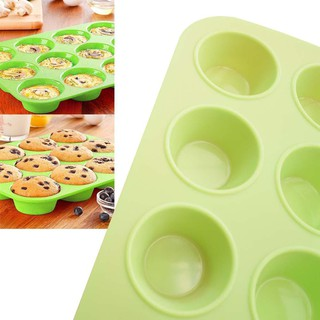 布丁果凍糕點蛋糕餅乾矽膠烘焙模具