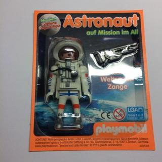 Playmobil 太空人 摩比