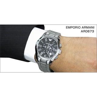 Emporio Armani 男錶 AR0673
