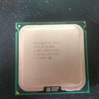intel Xeon X5450 3.0Ghz CPU
