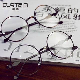 復古金屬眼鏡框