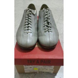 香港購入Camper銀色保齡球鞋