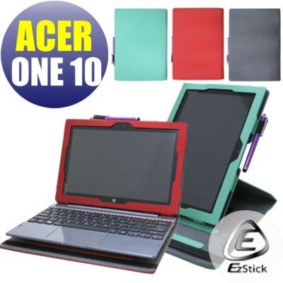 【Ezstick】ACER Aspire One 10 S1002 平板皮套(旋轉款式)(加碼送平板機身貼)