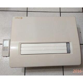 二手 樂奇浴室暖風機 BD-145R 遙控 110V