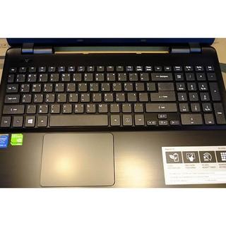 *金輝*宏基Acer Aspire E15 - E5-572G-50DY鍵盤膜ACER E5-572G-50DY