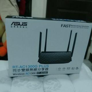 含稅附發票@請先詢問) 華碩 RT-AC1300G PLUS (RT-AC58U) 雙頻 無線分享器