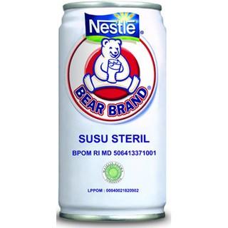 印尼 熊牌奶水 BEAR BRAND SUSU