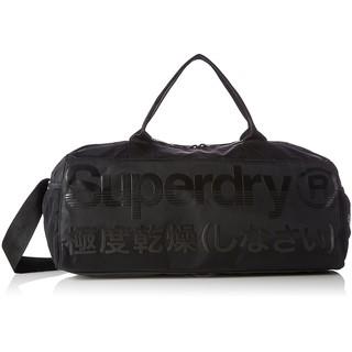 【AG好貨】 極度乾燥 ㊣ Superdry Trackmaster Barrel Bag 行李袋 圓桶包 側背包