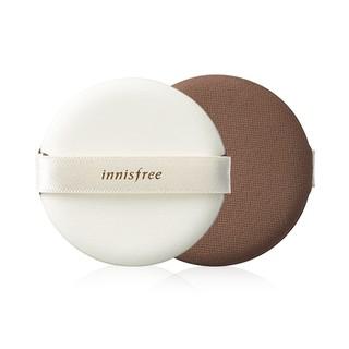 韓國美妝代購 innisfree氣墊粉餅專用粉撲 1入