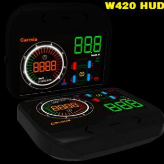 MIT 台灣製造 ORO W420 CARMIA 胎壓偵測器 整合抬頭顯示器