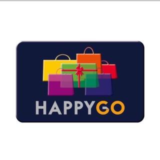 Happy go點數50/200/500點